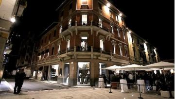 """Inaugurazione del """"PALAZZO"""" nuovo concept store Viaverdi"""